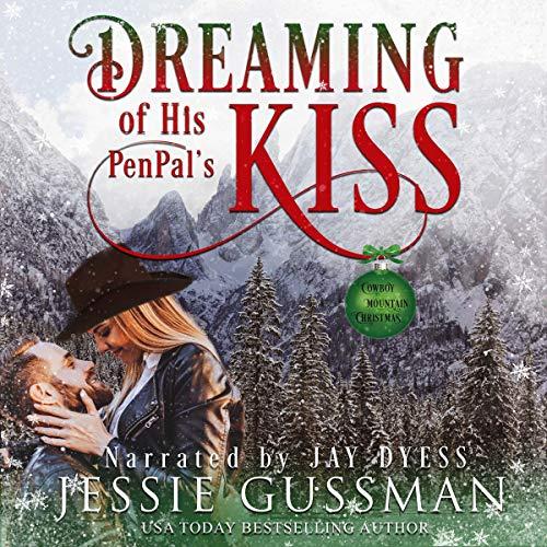 『Dreaming of His Pen Pal's Kiss』のカバーアート