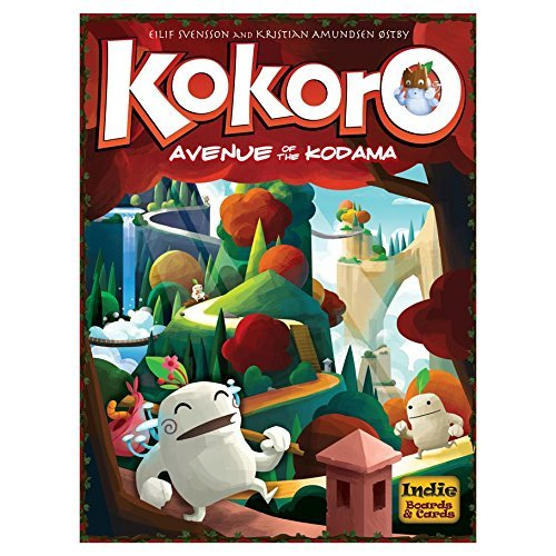 Indie Board und Card Games IBG0KKR1 - Kokoro: Avenue of the Kodama