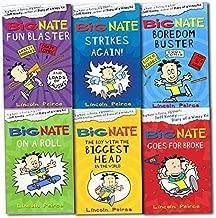 Big Nate Series Collection Lincoln Peirce 6 Books Set