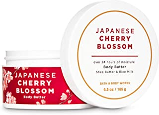 Bath and Body Works JAPANESE CHERRY BLOSSOM Body Butter 6.5 Ounce (2020 Edition)