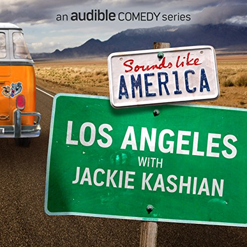 Los Angeles with Jackie Kashian cover art