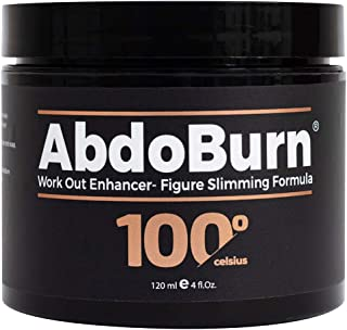 Fat Burning Cream For Belly- AbdoBurn Sweat Cream for Women And Men-Thermogenic Workout Enhancer- Stomach Fat Burner Faster to Define 6 Pack Abs