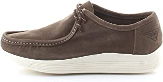 Docksteps - Independent low 008 suede #mud DSE106530