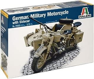 "Italeri 7403 – 1: 9 ""Deut Militar Motocicleta con Aspecto Carro"