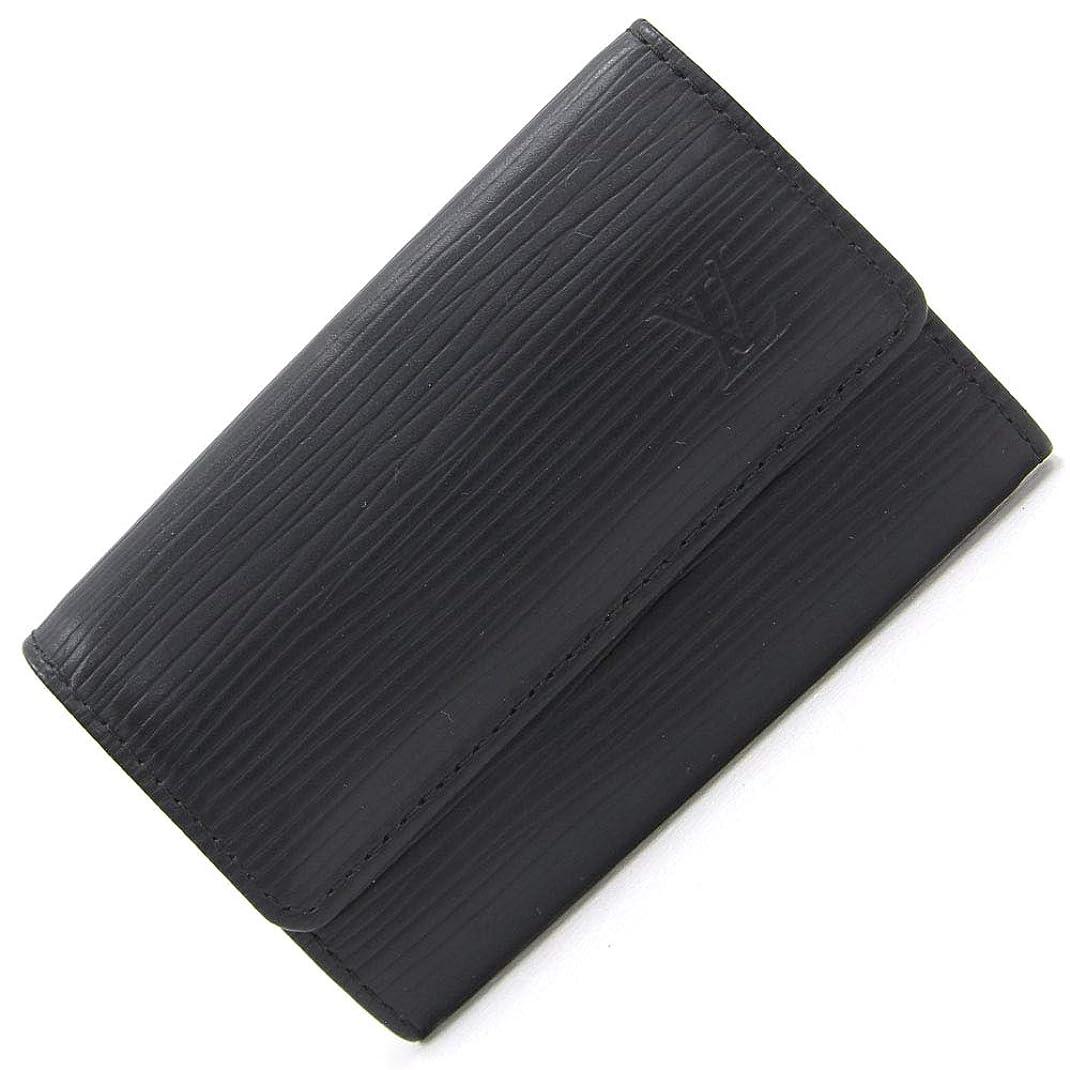 無駄だ桃買い手LOUIS VUITTON(ルイヴィトン) 6連キーケース エピ ミュルティクレ6 M63812 ノワール エピレザー 中古 黒 カギ6本 キーホルダー ブラック LOUIS VUITTON [並行輸入品]