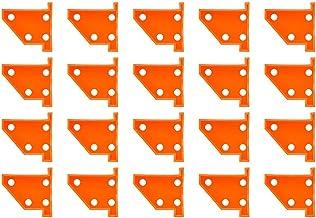 Deesen Vloeren Spacers,Laminaat Houten Vloeren Tools,Hardhout & Drijvende Vloer Etc,Drievoudig hoekig Verblijf op zijn pla...