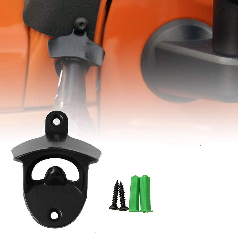 Tragbarer Auto Bier Flaschen/öffner Auto Zubeh/ör Kompatibel Mit Jeep Wrangler JK JK Unlimited Clenp Auto Flaschen/öffner