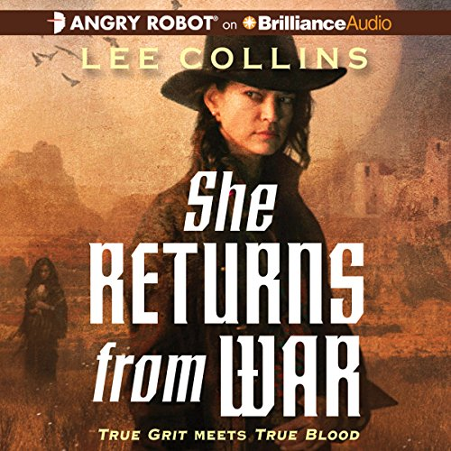 She Returns from War audiobook cover art