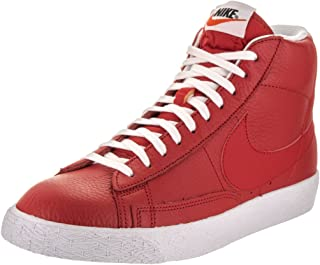 Mens Blazer Mid Prm Game Red/White/Black Casual Shoe 9.5 Men US