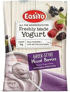 Easiyo Berries & Bits Premium Yoghurt Mix 240g