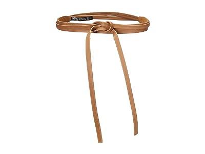 ADA Collection Skinny Wrap Belt (Malibu) Women