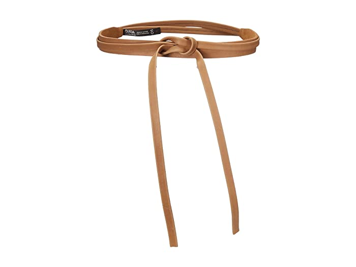 ADA Collection Skinny Wrap Belt (Malibu) Women