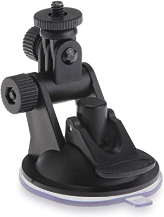 TOOGOO(R) Soporte de Ventosa de coche para camara GoPro Hero GPS