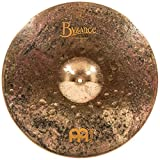 Meinl Cymbals Byzance 21' Extra Dry Transition Ride, Mike Johnston Signature — MADE IN TURKEY —...