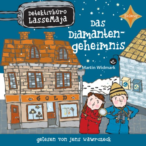 Das Diamantengeheimnis cover art