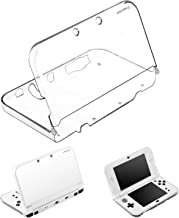 New 3DS XL/LL Case, Insten Ultra Clear Crystal Transparent [Hard Plastic] Slim Fit Protective Case Cover Skin Compatible w...