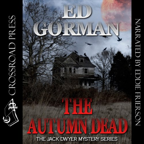The Autumn Dead audiobook cover art