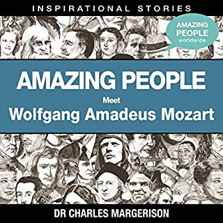 Meet Wolfgang Mozart                   Written by:                                                                                                                                 Dr. Charles Margerison                               Narrated by:                                                                                                                                 full cast                      Length: 23 mins     Not rated yet     Overall 0.0
