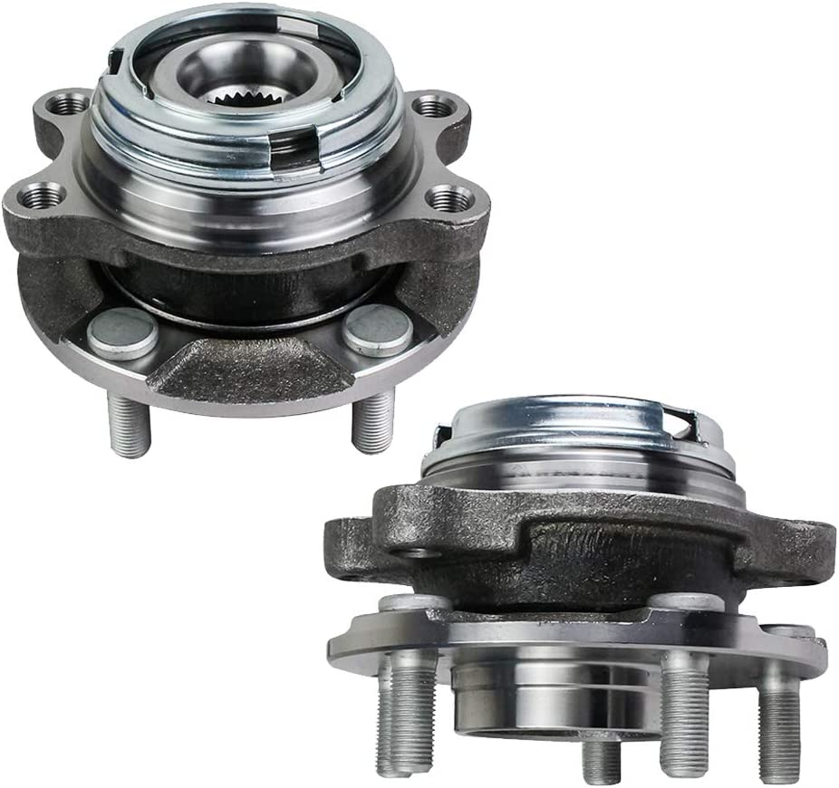 Autoround 513310 2-Pack Front Tampa Mall Wheel and discount Assembly Bearing Hub