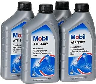 Aceite/ fluido de la transmisión automática, Mobil ATF 3309, Pack 4 litro
