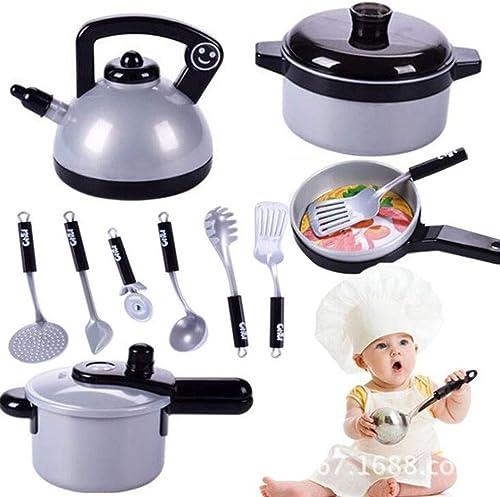 MYYDD Jouets de Cuisine pour Enfants, Jouets de Cuisson, ustensiles de Cuisine de Simulation, légumes, Coupe, éducation de la Petite enfance, Jouets cognitifs,C