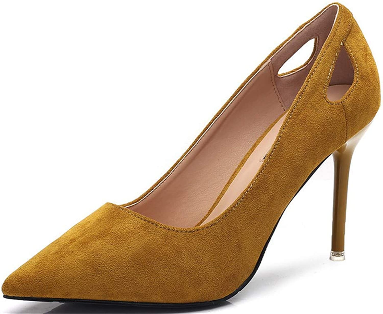 Women's Yellow Extreme High Fashion Peep Toe Pumps Handmade for Wedding Party Dress Stiletto Slip On shoes