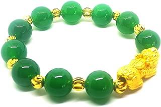 14 mm VERT 100/% NATURELS A JADE JADEITE Multicolor bead Perles Bracelet Jonc