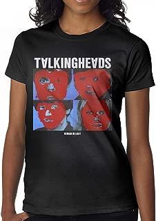 Women's Particular Talking Heads Remain in Light T-Shirt Black