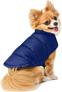 32 degrees dog puffer coat