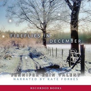 Fireflies in December audiobook cover art