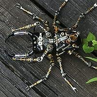 3Dレーザーカットモデル金属手作り完成モデル装飾装飾品DIYアセンブリ取り外し可能なモデルパズル建設玩具大人用