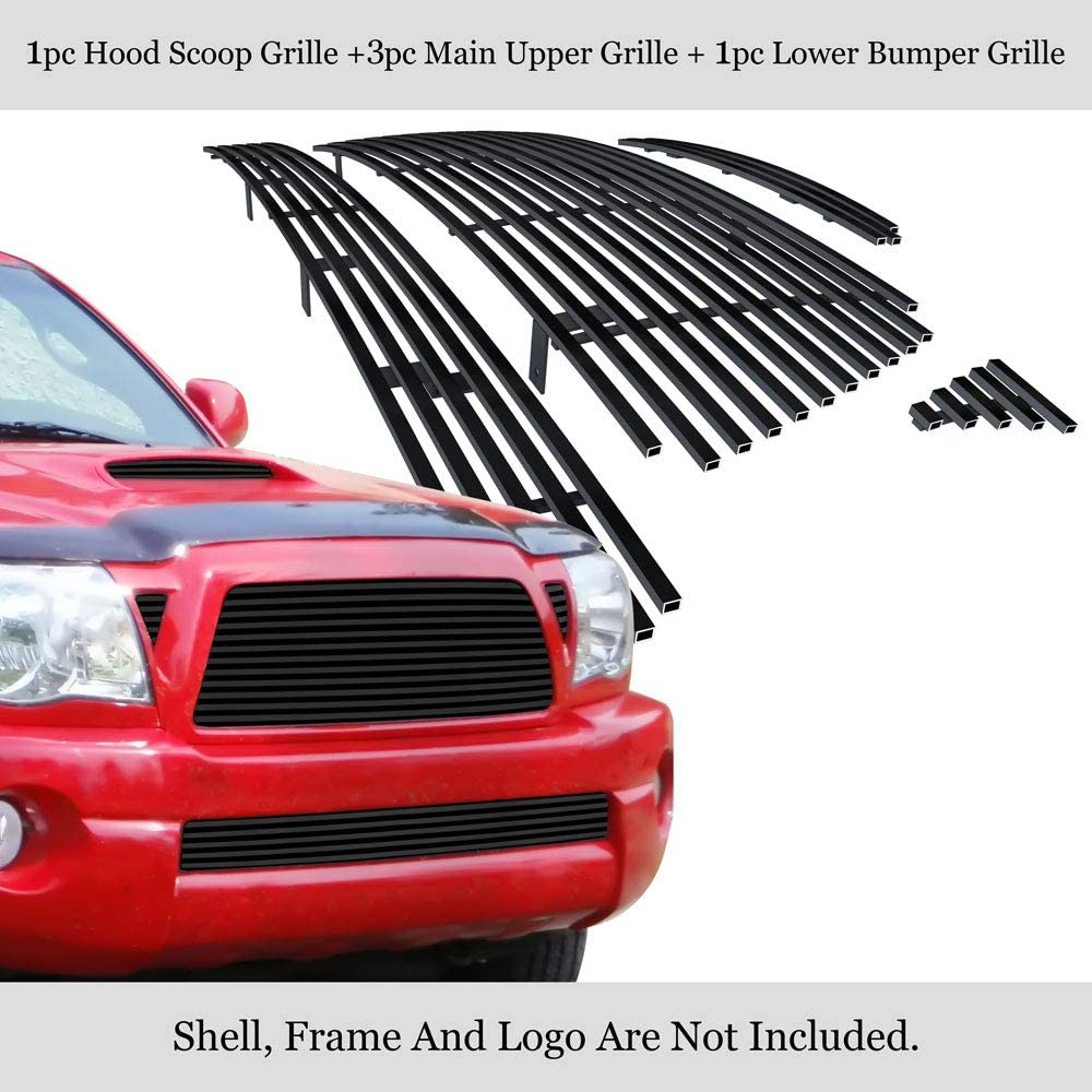 APS Compatible Complete Free Shipping with 2005-2010 Toyota Black Bill Fashion TRD Sport Tacoma