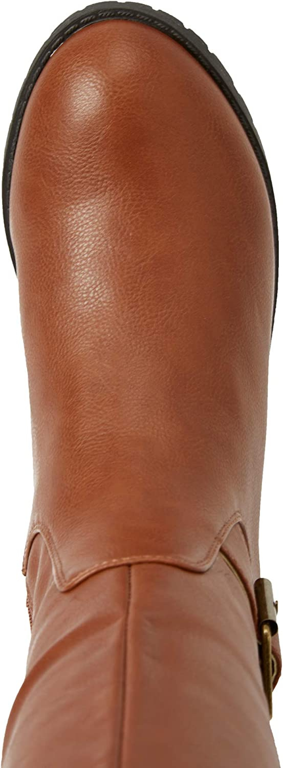 Comfortview Womens Wide Width The Milan Wide Calf Boot