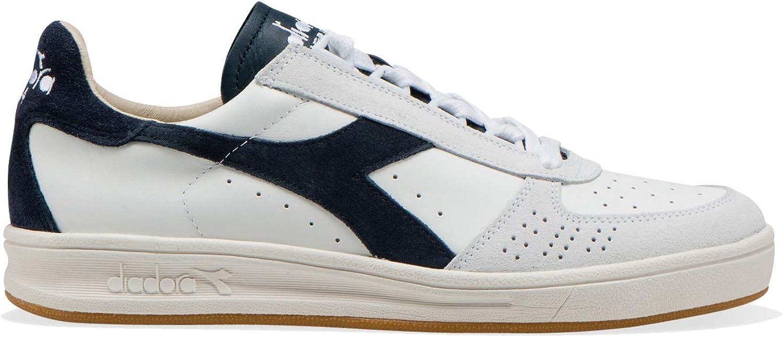 Diadora Sneakers Sneakers Sneakers Uomo B.Elite 172545 Bianca/blu B07N7QPPDJ  82de09