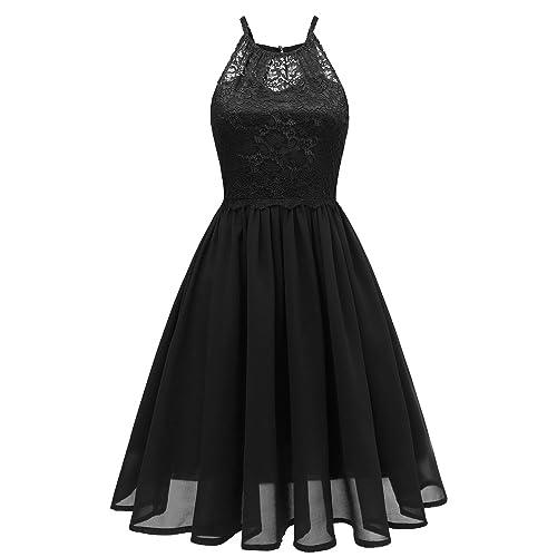 Black Graduation Dresses