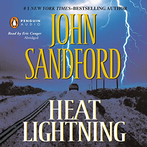 Couverture de Heat Lightning