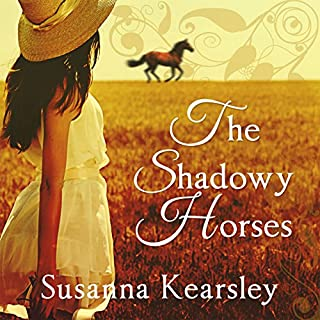 The Shadowy Horses cover art