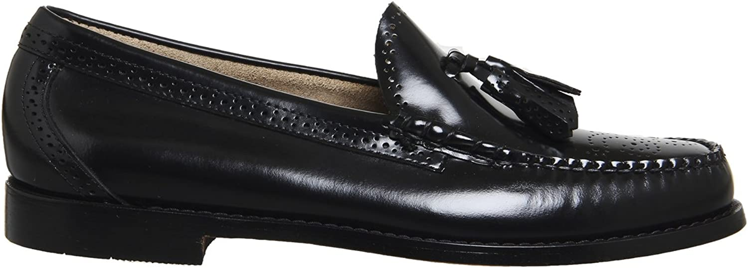 G.H. Bass & Co. Mens Larkin Brogue Leather shoes
