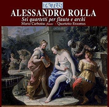Rolla: 6 quartetti per flauto e archi