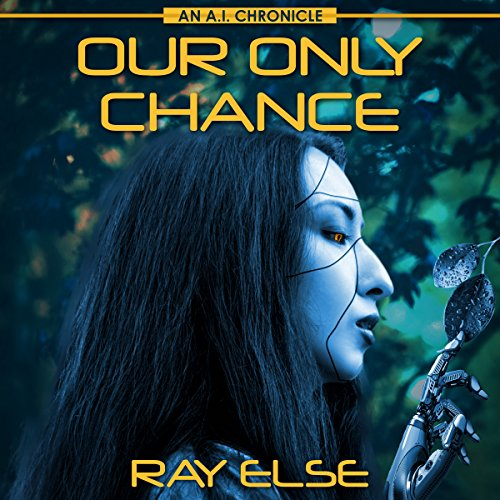 Our Only Chance audiobook cover art