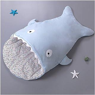 Infant Baby Toddler Sleeping Bag Shark Whale Swaddle Swaddling Blanket Nursery Bedding Stroller Car Seat Jogger Wrap Sleep Sack By PetsMostHome