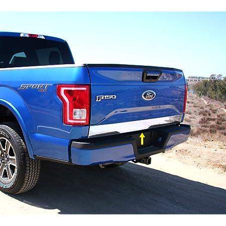 Fits 2017-2018 Ford F250//F350//F450 SD Lower Tailgate Plain Trim 4 1//2/'/' 1PC