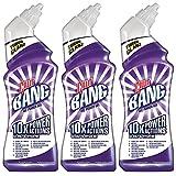 Cillit Bang WC Power Gel Glanz & Hygiene, WC-Reiniger, 3er Pack (3 x 750 ml)