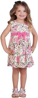 Vestido Feminino Menina - Rotativo Lima