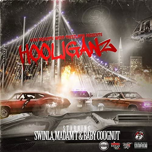 King Squad Tv West feat. Swinla, Madam T, Baby Cougnut feat. Swinla