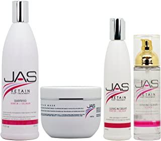 jas hair care products