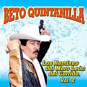 Los Remixes del Mero León del Corrido, Vol. 2 (Remix)