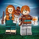 LEGO 71028 Harry Potter Minifigure Ron (#4) e Ginny Weasley (#9) in confezione regalo