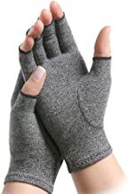 Arthritis Compression Hand Gloves,Open-finger Gloves for Relief Of Rheumatoid and Osteoarthritis Joint Pain - Breathable H...