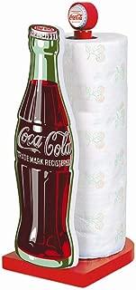 coca cola paper towel holder
